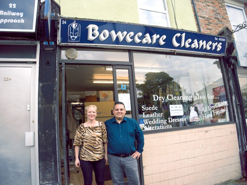 Bowecare Dry Cleaners East Grinstead